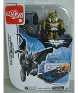 NEW App Tivity iPAD BATMAN Riot CANNON Dark Knight Figure Apptivity TOY ... - $15.68