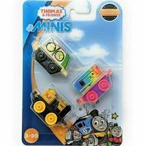New Fischer-Price Thomas & Friends Minis Stephen, Sushi Spencer & Rainbo... - $10.99