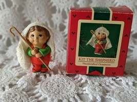 Hallmark Kit The Shepherd Handcrafted Ornament - $12.60