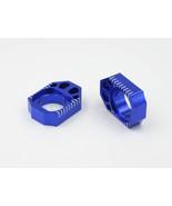 Zeta Axle Blocks Chain Adjuster KX125 KX250 KX250F KX450F RMZ250 RMZ450 ... - $35.95