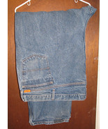 Riggs Workwear by Wrangler Flame Resistant FR Relaxed Fit Blue Jeans Siz... - $40.99