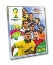 World Cup Brasil 2014 Adrenalyn Cards Empty Binder Panini - $9.00