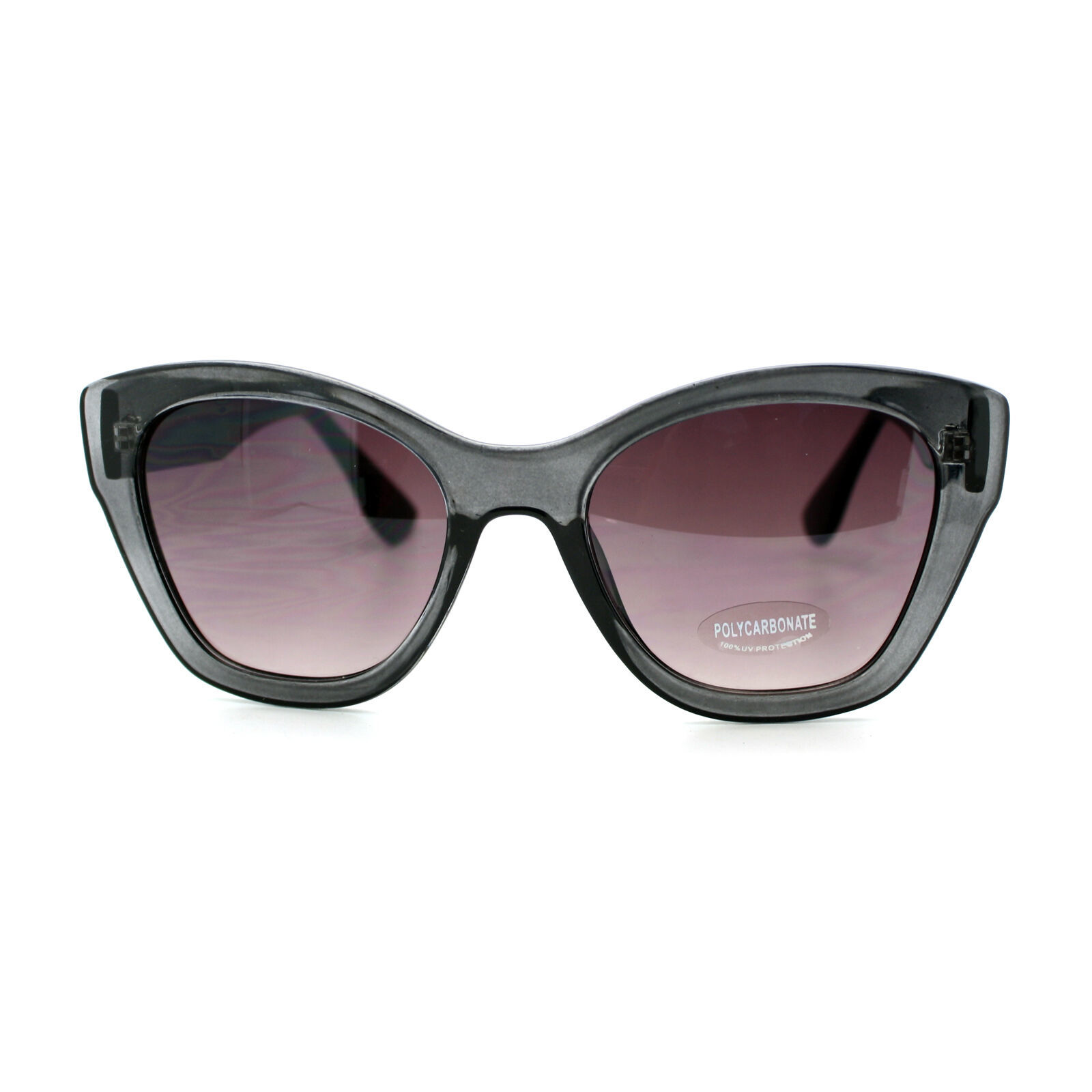 Women's Fashion Sunglasses Oversized Butterfly Square Cateye