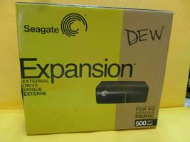 Seagate Expansion 500GB External Drive, 7200 RPM, Backup/Storage - $128.99