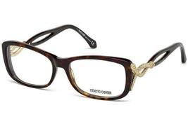 Authentic Roberto Cavalli Eyeglasses RC0959 052 Dark Havana 55MM Rx-ABLE - $118.79