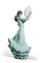 Lladro Passion and Soul Flamenco Woman Figurine 01008685 - $820.80