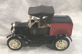"""REPLICA Die Cast FORD 1918 FORD MODEL """"T"""" RUNABOUT COIN BANK/PIGGY BANK NEW - $19.80"""
