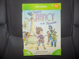 LeapFrog Tag Reading System  Fancy Nancy at the Museum Book NEW - $23.76