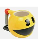 NEW SEALED Zak Designs Pac Man 3D Figural Coffee Mug - $19.79