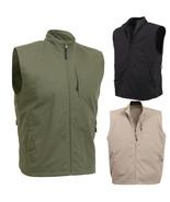 Tactical Travel Vest Concealed Carry Undercover Discreet Secret 11 Pocke... - $49.99+