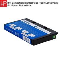 IPH Compatible Ink Cartridge E-T5846 ,5Pcs/Pack, Fit Epson PictureMate - $49.53