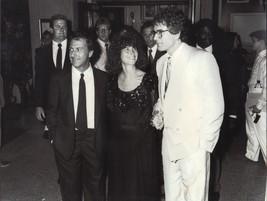 Warren Beatty / Dustin Hoffman  - professional celebrity photo 1987 - $6.85
