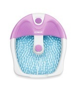 Conair Foot Spa/Pedicure Spa with Soothing Vibration Massage, Lavender Or White  - $102.94