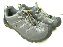 Keen Youth Sneakers Gray With Bungee Closure Size US 6 - $37.83