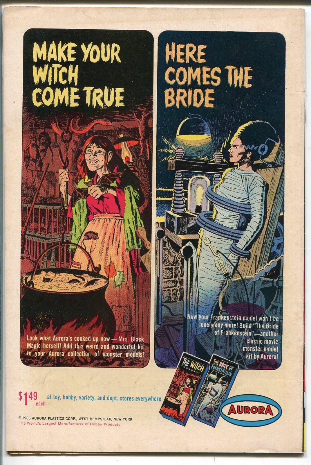 Adventure #337 1965-DC Comics-Superboy-wedding cover-Night Girl-VF