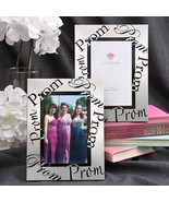 Modern Design Silver Prom Picture Frame Elegant Prom Gifts Graduation Gift - $19.31