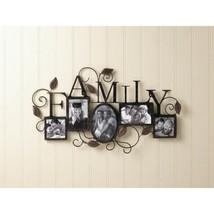5-Photo Family Wall Frame - $49.95