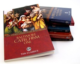 Baltimore Catechism Volume One image 3