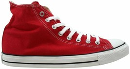 Converse All Star Hi Red M9621 Men's Size 4.5 - $60.00