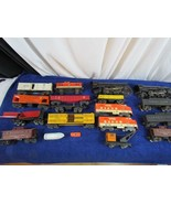 Lot Lionel O-Scale Engines Cars 2065,225,63561,3656,477618,64273,1235 Pl... - $337.24