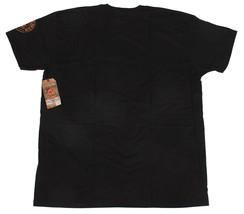 Hawke & Dumar Nero Marrone Hdc Pistola Club Surplus T-Shirt Nwt image 2