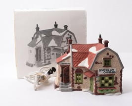 Department 56 Booter And Cobbler Dickens Village Christmas Holiday Displ... - $34.64