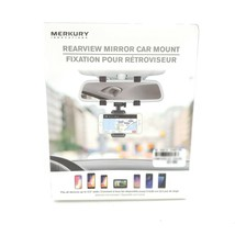 Merkury Universal Rear Mirror Car Mount For Smartphone - $23.33