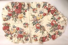 Ralph Lauren Dylan's Grove Pillow Shams Set 2 Flags & Floral Standard - $321.75