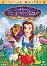 Disney Beauty and the Beast: Belle's Magical World DVD
