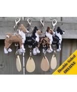 Basenji Deluxe crate tag art, hang anywhere, agility dog show, choose yo... - $20.00