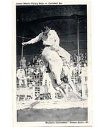 Junior Martin flying High on Carlsbad Bat a Stryker Post Card - $6.00