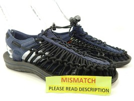 Keen Uneek Taglia 9 M (D) Eu 42 Uomo Sport Sandali Blu Si Prega di Leggere