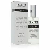 Demeter Musk #7 Cologne Spray (unisex) 4 Oz For Men  - $31.05