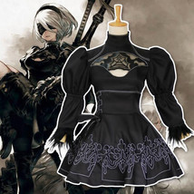 Chinese Nier Automata Yorha 2B Cosplay Suit Anime Women Outfit Disguise Custome - £55.17 GBP+