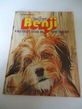 Joe Camp's Benji : Fastest Dog in the West by Gina Ingoglia (1979, Hardc... - $1.25