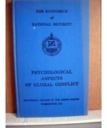 Economics National Security Psychological aspects Confl - $5.39