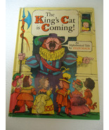 The King's Cat Is Coming (An Alphabetical Tale) By Stan Mack 1976 Panthe... - $6.00