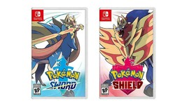 Pokemon Sword or Shield - Nintendo Switch - $53.00
