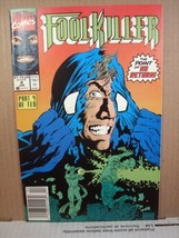 Marvel Comics Foolkiller #4 (Jan 1991, Marvel) - £4.70 GBP
