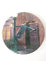 Singing in the Rain Collector Plate Edwin M. Knowles 1990 MIB.FIRST ISSUE. - $20.78