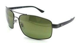 Ray-Ban Sunglasses RB 3604CH 029/6O 62-15-130 Gunmetal / Green Mirror Po... - $164.15