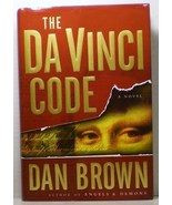 The Da Vinci Code by Dan Brown HB first ed 2003 - $5.49