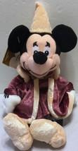 "NWT Disney Store Exclusive Guinevere Minnie 8"" Mini Bean Bag Plush King ... - $29.44"