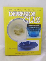 Collectors Encyclopedia of Depression Glass by Gene Florence (1998 Hardc... - $6.76