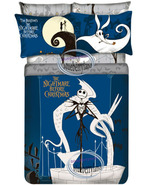 Nightmare Before Christmas Bedding Set Single or Twin Size  - $151.00