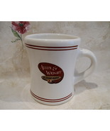 ALLEN & WRIGHT Coffee Mug A&W Cup Souvenir Collectible Advertising CLASS... - $14.95