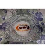A&W ROOTBEER Ashtray Souvenir Collector Vintage TABER MEDICINE HAT ALBERTA  - $14.95