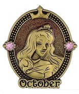 Disney Parks Princess Birthday Birthstone Pin - Aurora - October - $27.71