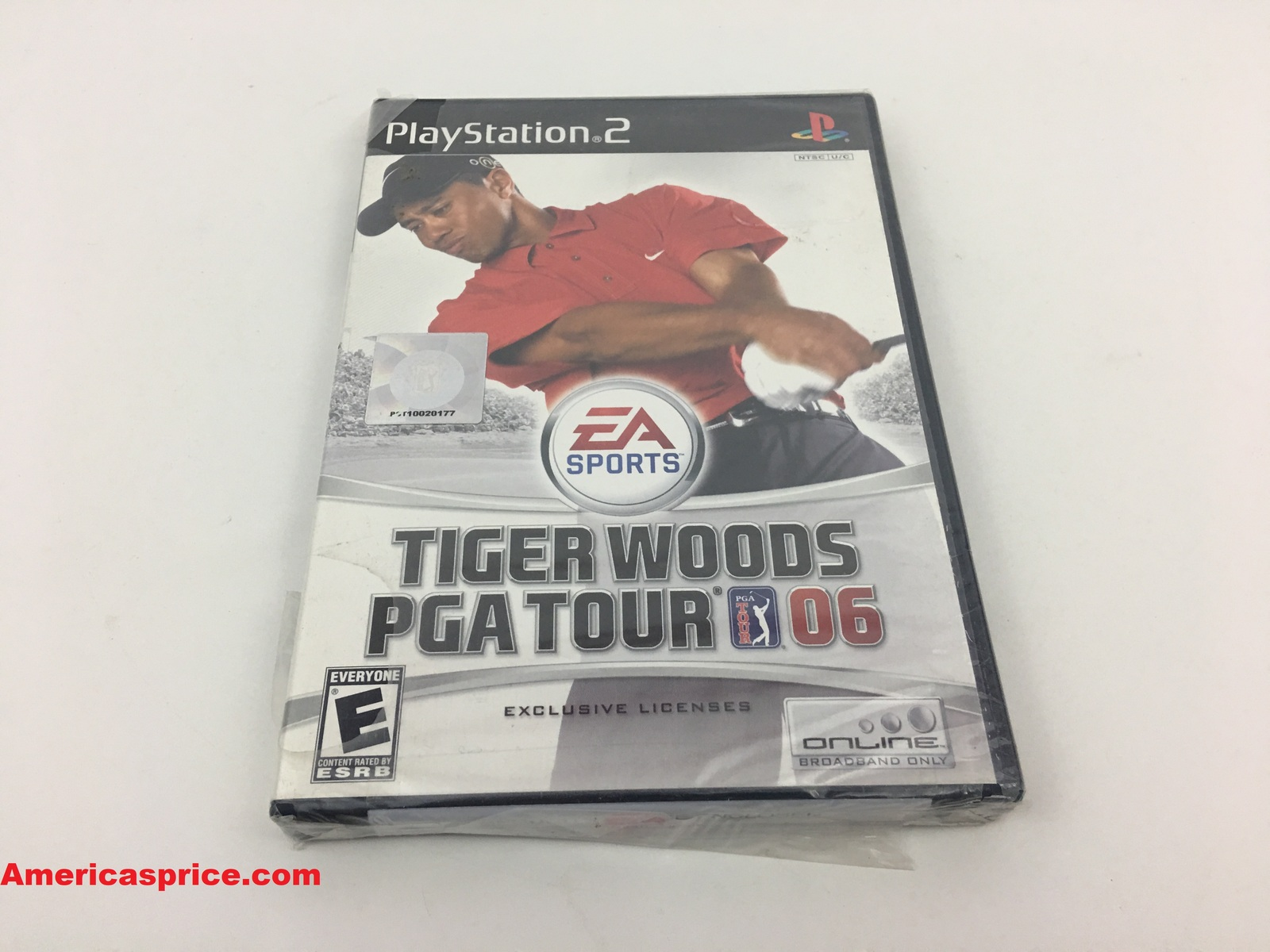 EA Sports Tiger Woods PGA Tour 06  Video Game - PlayStation 2