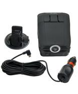 Black 720P HD Anti Radar Laser Speed Detector Car DVR Recorder Video Das... - $48.19